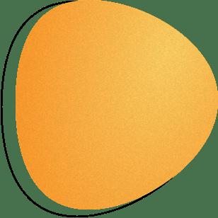orange-oval